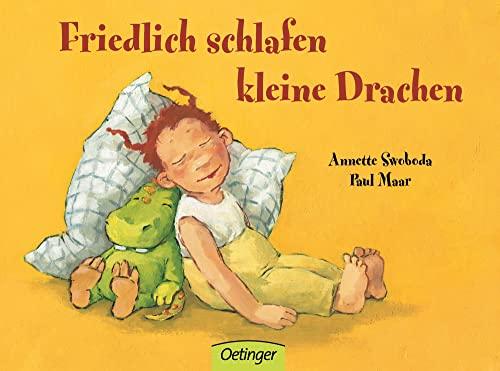 9783789168581: Friedlich Schlafen Kleine Drachen - ( Sleep Peacefully Little Dragons )
