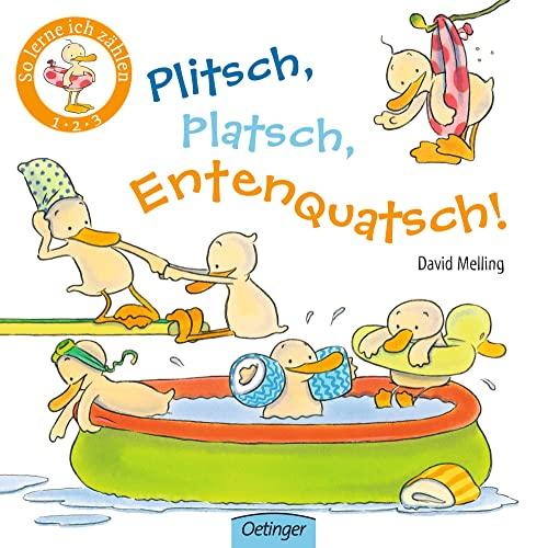 9783789168895: Plitsch, platsch, Entenquatsch!