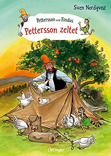 Pettersson Zeltet (German Edition): Nordqvist, S.