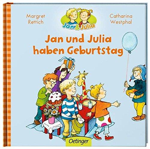 9783789171666: Jan und Julia haben Geburtstag