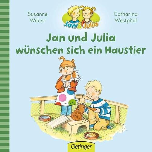 9783789172885: Jan und Julia wünschen sich ein Haustier: Band 8