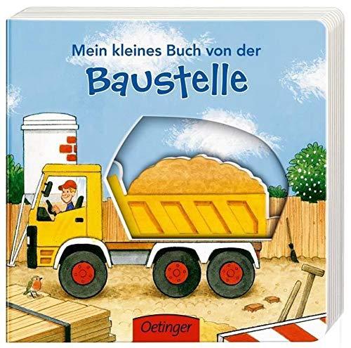 9783789173486: Mein kleines Buch von der Baustelle ; Ill. v. Walentowitz, Steffen; Deutsch; ca. 16 S. -