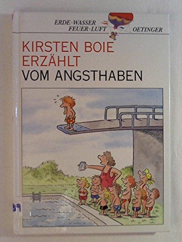 Kirsten Boie erzählt vom Angsthaben Cover