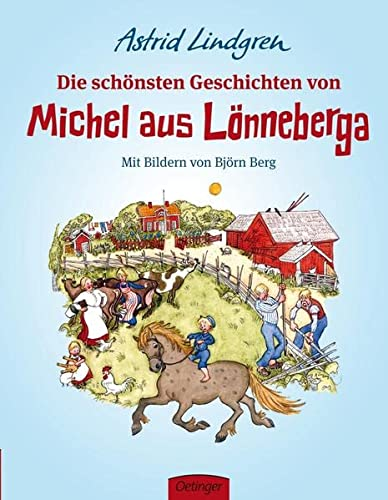 9783789175558: Die schönsten Geschichten von Michel aus Lönneberga