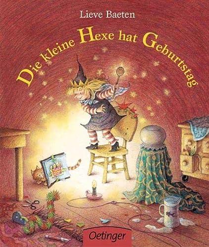9783789176289: Die kleine Hexe hat Geburtstag. Mini-Ausgabe.