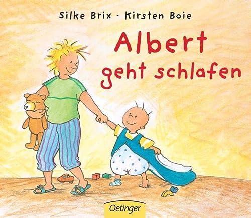 9783789176296: Albert geht schlafen