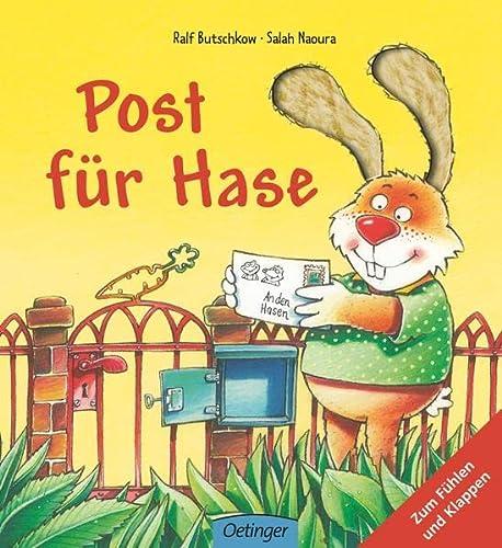 9783789176395: Post für Hase