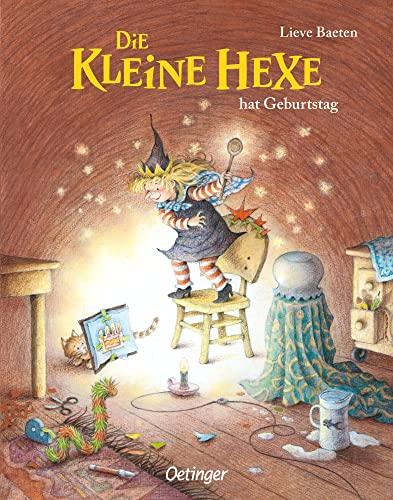 9783789176432: Die kleine Hexe hat Geburtstag