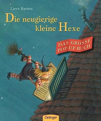 9783789177521: Die neugierige kleine Hexe - Das große Pop-up-Buch