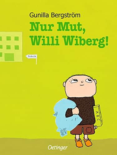9783789177552: Nur Mut, Willi Wiberg
