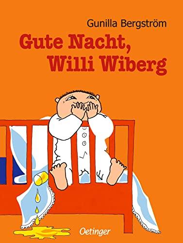 9783789177590: Gute Nacht, Willi Wiberg