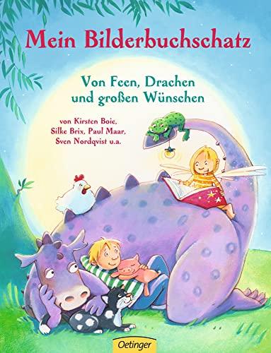 9783789177620: Mein Bilderbuchschatz. Von Feen, Drachen und Gro�en W�nschen