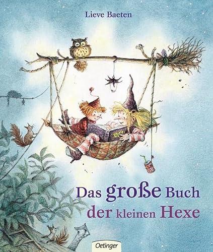 9783789177750: Das große Buch der kleinen Hexe