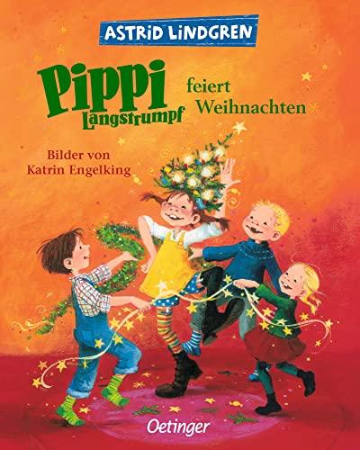 9783789179402: Pippi Langstrumpf feiert Weihnachten