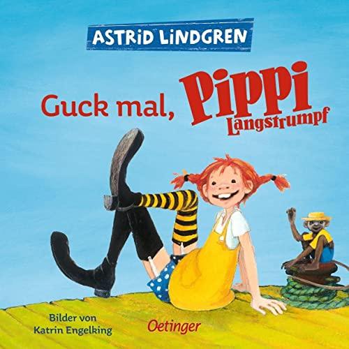 Guck mal, Pippi Langstrumpf: Astrid Lindgren