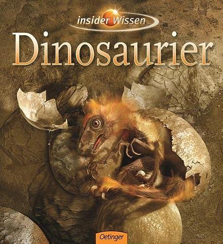 9783789184017: Insider Wissen - Dinosaurier