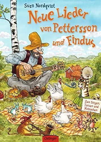 9783789184314: Neue Lieder von Pettersson und Findus: Zum Singen, Tanzen und Mitmachen