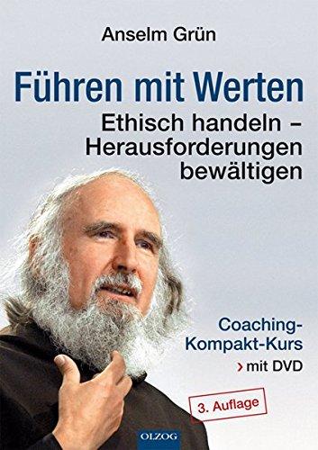 9783789277146: F�hren mit Werten: Ethisch handeln - Herausforderungen bew�ltigen. Coaching Kompakt Kurs mit DVD