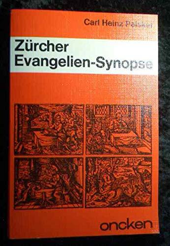 9783789370144: Zürcher Evangelien-Synopse