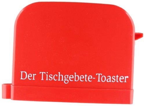 9783789378577: Der Tischgebete-Toaster