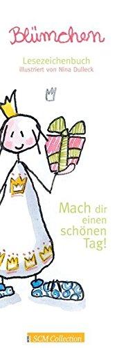 9783789392511: Blümchen, Lesezeichenbuch
