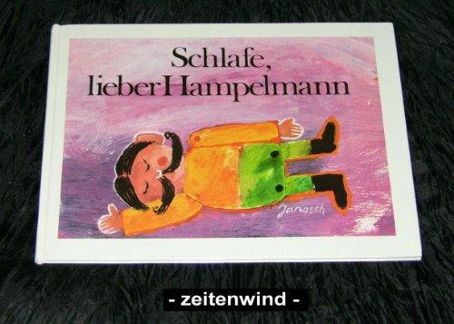9783789802577: Janosch: Schlafe Hampelmann