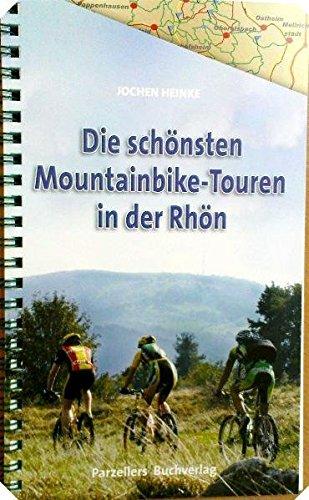 9783790003994: Die sch�nsten Mountainbiketouren in der Rh�n