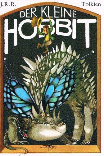 9783790301335: Der kleine Hobbit