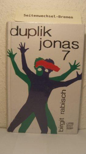 9783790304565: Duplik Jonas 7