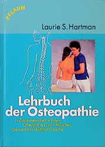 9783790507539: Lehrbuch der Osteopathie.