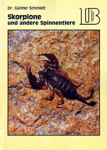 9783790701098: Skorpione