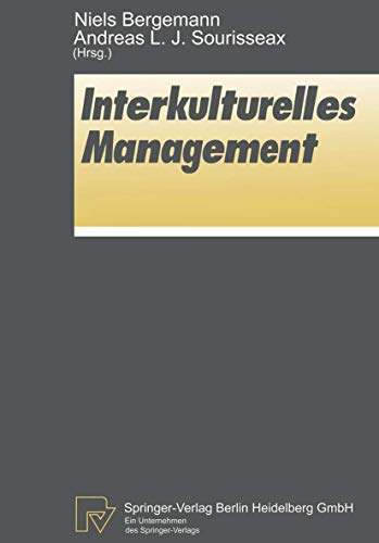 9783790806281: Interkulturelles Management (English and German Edition)