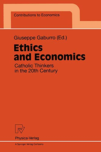Ethics and Economics (Paperback)