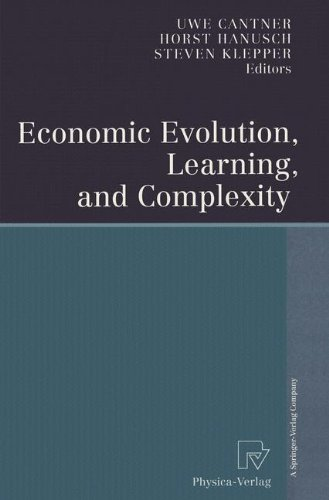 9783790812756: Economic Evolution, Learning, and Complexity