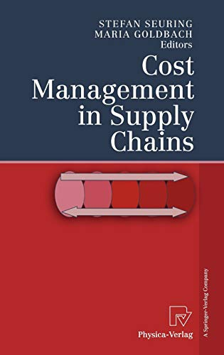 9783790815009: Cost Management in Supply Chains