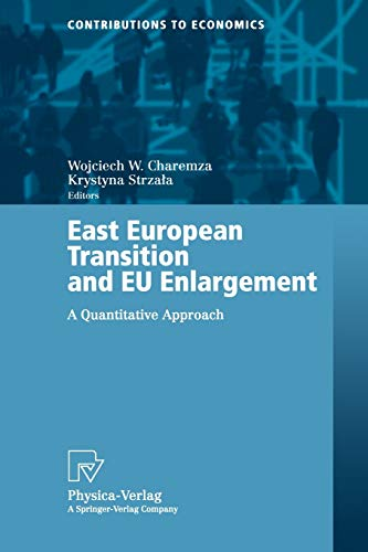 9783790815016: East European Transition and EU Enlargement