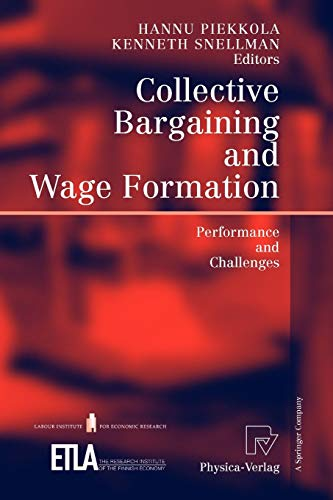 Collective Bargaining and Wage Formation: Hannu Piekkola