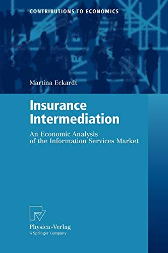 Insurance Intermediation: Martina Eckardt