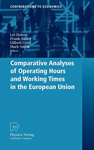Comparative Analysis of Operating Hours and Working: Lei Delsen