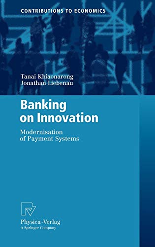 9783790823325: Banking on Innovation: Modernisation of Payment Systems (Contributions to Economics)