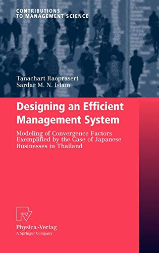 Designing an Efficient Management System: Tanachart Raoprasert