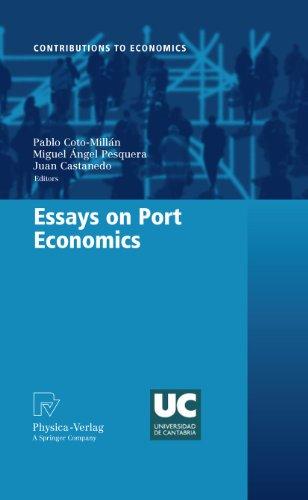 9783790824247: Essays on Port Economics (Contributions to Economics)