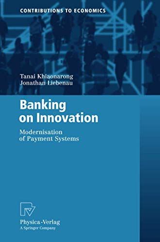 9783790825879: Banking on Innovation: Modernisation of Payment Systems (Contributions to Economics)