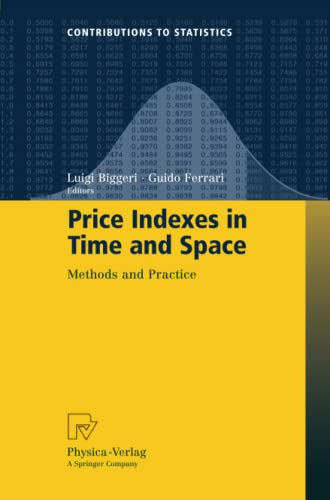 9783790828146: Price Indexes in Time and Space: Methods and Practice (Contributions to Statistics)