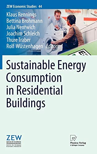 Sustainable Energy Consumption in Residential Buildings (ZEW