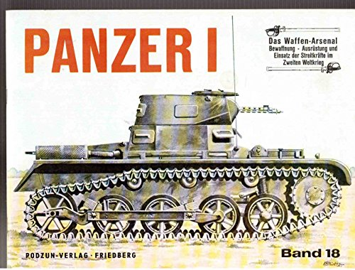 9783790900392: Panzer I