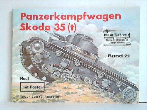 Panzerkampfwagen Skoda 35 T: Scheibert, Horst: