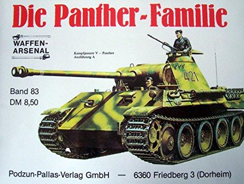 9783790902105: Die Panther-Familie