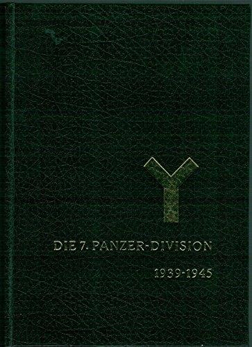 """Die 7. Panzer-Division im Zweiten Weltkrieg: Einsatz und Kampf der """"Gespenster-Division"""" ..."""