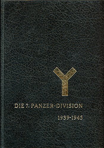 Die 7. Panzer-Division im Zweiten Weltkrieg: Einsatz: Manteuffel, Hasso von